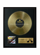 RGM1015 The Beatles Please Please Me Gold Disc 24K Plated LP 12""