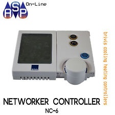 NETWORKER CONTROL NC-6 BRIVIS - HEATING & COOLING - PART# B022890