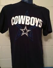 Dallas Cowboys short sleeve Tshirt-L  2015 SCHEDULE on back