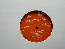"MAXI 12"" Promo SNOWY WHITE Bird of paradise 74321223341"