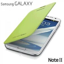BRAND NEW SEALED GENUINE SAMSUNG GALAXY NOTE II CASE GREEN