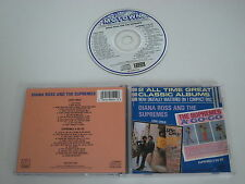 DIANA ROSS AND THE SUPREMES/LOVE CHILD+SUPREMES A GO(MOTOWN MCD08021MD) CD ALBUM