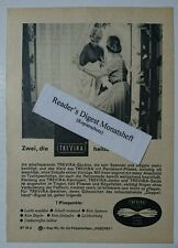 Werbeanzeige/advertisement A5: Trevira Gardine 1957 (070716165)