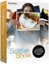 ScatterShow SmithMicro Software Scatter Show PC Mac new sealed