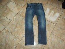 H3458 G-Star BLADE SLIM Jeans W30 Dunkelblau  Gut