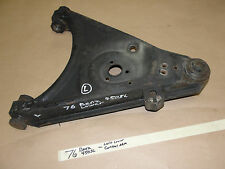 Factory 76 Mercedes 450SL 107 LEFT FRONT SUSPENSION LOWER CONTROL ARM A FRAME