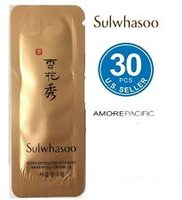 Sulwhasoo Concentrated Ginseng Renewing Cream 1ml x 30pcs (30ml) Amore Pacific