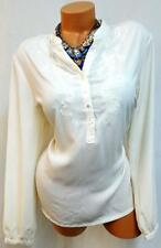 JACLYN SMITH OFF WHITE EMBROIDERED SEQUIN WOMEN'S PLUS SIZE TOP XL