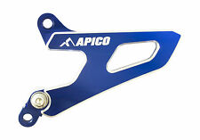APICO FRONT SPROCKET DRIVE COVER YAMAHA YZ450F 03-13, WR450F 03-15, BLUE