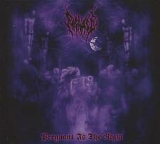 Fornace - Pregnant is the Night CD 2012 digipack blackened death metal