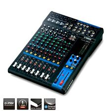 Yamaha MG12 12 Channel Professional Mixing Console Mixing Desk