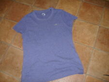 ADIDAS LADIES SPORTS TOP,SIZE 12,G/C,SPORTS RUNNING/GYM TOP, FREE UK DELIVERY