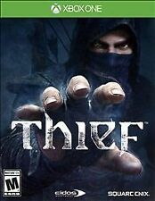 Thief (Microsoft Xbox One, 2014, NTSC-U/C (US/Canada) Region Game)