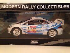 Peugeot 307 WRC - Sarrazin & Renucci - 1:18 New Sun Star 4699 Limited New