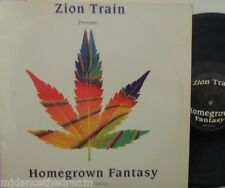 ZION TRAIN - Homeward Fantasy ~ VINYL LP