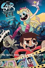 Disney Star vs. the Forces of Evil Cinestory Comic by Disney (2016, Paperback)