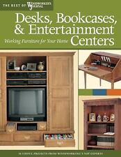 Desks, Bookcases, and Entertainment Centers (Best of WWJ): Working Furniture for