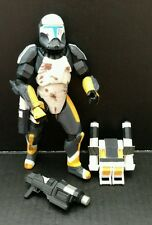 Star Wars Saga Collection Scorch Republic Commando TSC
