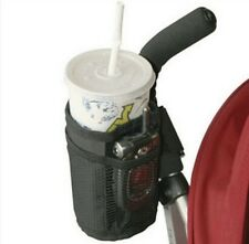 Baby stroller Cart Cups Holder Hanging Bag Toddler Carry drinks bottle pocket