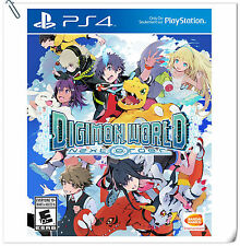 PS4 Digimon World: Next Order ENG / 數碼寶貝世界 中文版 SONY PLAYSTATION Action Game SCE