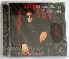STEVIE SALAS - COLORCODE - CD Sigillato