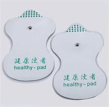 Sale 20X Electrode Pads For Tens Acupuncture Digital Therapy Machine Massager qw