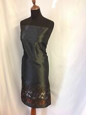 "NEW GORGEOUS Jacquard Brocade Fabric Panel Dress Costume Film Art 59"" 151cm"