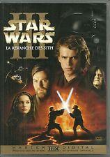 STAR WARS : LA REVANCHE DES SITH avec NATALIE PORTMAN ( EDITION 2 DVD )
