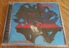 "SEPULTURA  ""Schizophrenia"" RM W/Bonus Tracks   NEW (CD, 1987/1997, Roadrunner)"