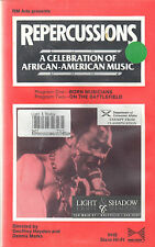 Repercussions: A Celebration of African-American Music: Programs 1&2  [VHS TAPE]