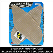 STOMPGRIP Traction Pads,SUZUKI GSX-R 600/750,04-05,clear,Tankpad,55-10-0048