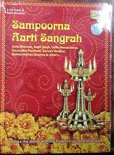 Sampoorna Aarti Sangrah - Official Spiritual 2 Audio CDs Set + Book