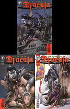 CURSE OF DRACULA #1-3 Classic Comic Series - Back Issue