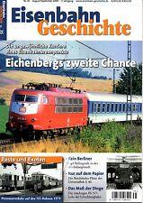 Eisenbahn Geschichte Heft Nr. 35  (D3)