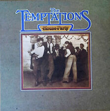 THE TEMPTATIONS - HOUSE PARTY - GORDY 6-97381 - 1975 LP