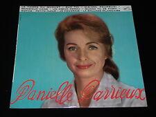 33 TOURS 25 cm - DANIELLE DARRIEUX - LE TEMPS DU MUGUET - 1961 - LANGUETTE - EX