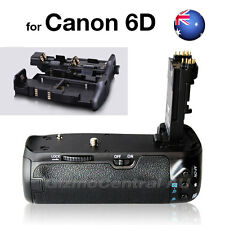 STDP Premium BuilD Battery Grip Pack BG-E13 For Canon EOS 6D LP-E6 or AA x6 SYD