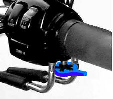 Harley Throttle Control Klever Lever AKA Speed Cruise Control - Black