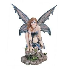 "8"" Inch Fairy Statue Figurine Figure Fairies Magic Mythical Fantasy Tatoo"