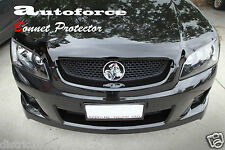 HOLDEN VE COMMODORE SMOKE TINTED BONNET PROTECTOR SERIES 1/2. SS/SV6/S/Ute/Wagon