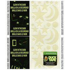 ShurTech Glow In The Dark Duck Tape Sheets - 424688