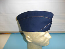 b3946-712 Vietnam stylke US Air Force Officers Overseas / Flight Cap size 7 1/2