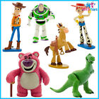 Disney Toy Story Figure Figurine Play Set cake topper Woody Buzz Bullseye bnib