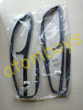 NOS NISSAN NAVARA FRONTIER D22 DOOR GLASS WINDOW Channel Felt Run RUBBER SEAL