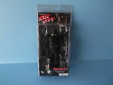 "Sin City Manute 8""in Action Figure w/ accessory Colored Ver. Frank Miller 2005"