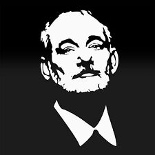 Bill Murray - Funny Decal/Sticker DIE CUT Oracal White Movies and TV