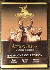 Buckmaster Action Bucks Video Series - Hunting DVD - Big Bucks Collection (2003)