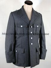 WWII German Luftwaffe Blue-grey Wool M1935 Service Tunic Size M