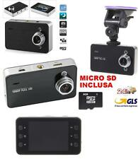 DVR CAMERA VIDEOCAMERA LCD PER AUTO REGISTRATORE VIDEO FULL HD 1080P TELECAMERA!