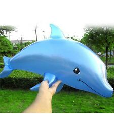 Inflatable Sea Animal Dolphin Fish Inflatable Pool Beach Blow Up kids Toy